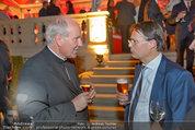 10 Jahre HEUTE - Rosengarten Belvedere - Do 04.09.2014 - Christoph SCH�NBORN, Gerhard DREXEL220