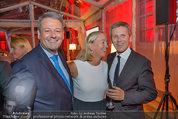 10 Jahre HEUTE - Rosengarten Belvedere - Do 04.09.2014 - Andr� RUPPRECHTER, Agnes HUSSLEIN, Josef OSTERMAYER223