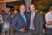 10 Jahre HEUTE - Rosengarten Belvedere - Do 04.09.2014 - Andr� RUPPRECHTER, Christoph DICHAND241