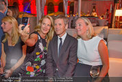 10 Jahre HEUTE - Rosengarten Belvedere - Do 04.09.2014 - Eva DICHAND, Josef OSTERMAYER, Agnes HUSSLEIN242