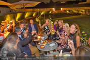 10 Jahre HEUTE - Rosengarten Belvedere - Do 04.09.2014 - Eva DICHAND254