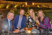 10 Jahre HEUTE - Rosengarten Belvedere - Do 04.09.2014 - Eva DICHAND, Hannes AMETSREITER, Erwin WURM255
