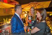10 Jahre HEUTE - Rosengarten Belvedere - Do 04.09.2014 - Alfons HAIDER, Eva DICHAND, Susanne RIESS-PASSER269