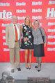 10 Jahre HEUTE - Rosengarten Belvedere - Do 04.09.2014 - Eva DICHAND mit ihren Eltern7