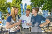 Vöslauer Glas Präsentation - Heuer am Karlsplatz - Fr 05.09.2014 - Alfred HUDLER, Maxi BLAHA, Franziska HACKL20