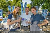 Vöslauer Glas Präsentation - Heuer am Karlsplatz - Fr 05.09.2014 - Alfred HUDLER, Maxi BLAHA, Franziska HACKL21