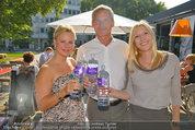 Vöslauer Glas Präsentation - Heuer am Karlsplatz - Fr 05.09.2014 - Alfred HUDLER, Katharina Kathi STRASSER23