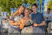 Vöslauer Glas Präsentation - Heuer am Karlsplatz - Fr 05.09.2014 - Maxi BLAHA, Franziska HACKL, Katharina Kathi STRASSER26