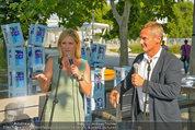Vöslauer Glas Präsentation - Heuer am Karlsplatz - Fr 05.09.2014 - Johanna SETZER, Alfred HUDLER36