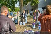 Vöslauer Glas Präsentation - Heuer am Karlsplatz - Fr 05.09.2014 - 44