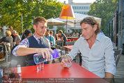 Vöslauer Glas Präsentation - Heuer am Karlsplatz - Fr 05.09.2014 - TIBERIUS66