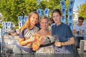 Vöslauer Glas Präsentation - Heuer am Karlsplatz - Fr 05.09.2014 - Maxi BLAHA, Franziska HACKL, Katharina Kathi STRASSER8