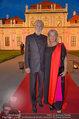 Bal au Belvedere - Belvedere - Sa 06.09.2014 - Michael HANEKE mit Ehfrau Susi17