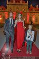 Bal au Belvedere - Belvedere - Sa 06.09.2014 - Erwin WURM mit Ehefrau Elise (MOUGIN)35