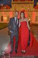 Bal au Belvedere - Belvedere - Sa 06.09.2014 - Erwin WURM mit Ehefrau Elise (MOUGIN)36
