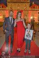 Bal au Belvedere - Belvedere - Sa 06.09.2014 - Erwin WURM mit Ehefrau Elise (MOUGIN)37