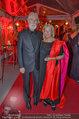 Bal au Belvedere - Belvedere - Sa 06.09.2014 - Michael HANEKE mit Ehefrau Susi60
