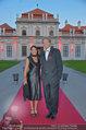 Bal au Belvedere - Belvedere - Sa 06.09.2014 - Oliver STAMM mit Ehefrau Caro9