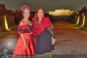 Bal au Belvedere - Belvedere - Sa 06.09.2014 - Francesca HABSBURG, Agnes HUSSLEIN97