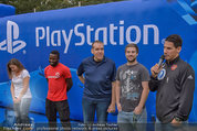 PlayStation Cup - Sportplatz Venediger Au - So 07.09.2014 - 22