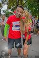 Rote Nasen Lauf - Prater Hauptallee - So 07.09.2014 - Fadi MERZA, Yvonne RUEFF20