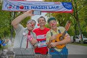 Rote Nasen Lauf - Prater Hauptallee - So 07.09.2014 - Christian OXONITSCH mit Clowns22