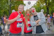 Rote Nasen Lauf - Prater Hauptallee - So 07.09.2014 - Alex LIST, Yvonne RUEFF, Claudio HONSAL24