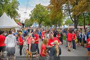 Rote Nasen Lauf - Prater Hauptallee - So 07.09.2014 - 7