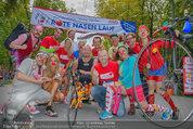 Rote Nasen Lauf - Prater Hauptallee - So 07.09.2014 - Gruppenfoto8