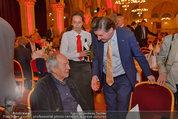 Buchliebling Gala - Rathaus - Di 09.09.2014 - Otto SCHENK, Andreas SALCHER28