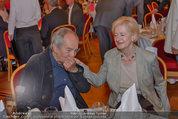 Buchliebling Gala - Rathaus - Di 09.09.2014 - Otto SCHENK, Brigitte SINHUBER-HARENBERG30