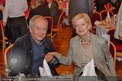 Buchliebling Gala - Rathaus - Di 09.09.2014 - Otto SCHENK, Brigitte SINHUBER-HARENBERG31