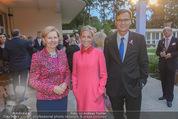 Pink Ribbon by Estee Lauder - Residenz der US-Botschaft - Mi 10.09.2014 - Brigitte JANK, Isabella KLAUSNITZER, Thomas KRALINGER113