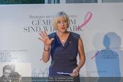 Pink Ribbon by Estee Lauder - Residenz der US-Botschaft - Mi 10.09.2014 - Elisabeth Lizzy ENGSTLER118