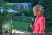 Pink Ribbon by Estee Lauder - Residenz der US-Botschaft - Mi 10.09.2014 - Alexa WESNER126