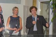 Pink Ribbon by Estee Lauder - Residenz der US-Botschaft - Mi 10.09.2014 - Paul SEVELDA, Margot PRINZ, Josef PENNINGER140