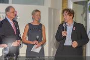 Pink Ribbon by Estee Lauder - Residenz der US-Botschaft - Mi 10.09.2014 - Paul SEVELDA, Margot PRINZ, Josef PENNINGER141