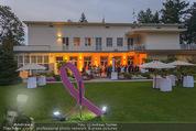 Pink Ribbon by Estee Lauder - Residenz der US-Botschaft - Mi 10.09.2014 - Gartenfest Gartenparty148