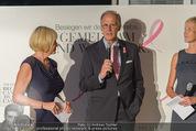 Pink Ribbon by Estee Lauder - Residenz der US-Botschaft - Mi 10.09.2014 - Lizzy ENGSTLER, Paul SEVELDA, Margot PRINZ150