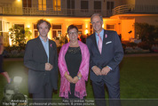 Pink Ribbon by Estee Lauder - Residenz der US-Botschaft - Mi 10.09.2014 - Paul SEVELDA, Sabine OBERMOSER, Josef PENNINGER160