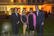 Pink Ribbon by Estee Lauder - Residenz der US-Botschaft - Mi 10.09.2014 - Paul SEVELDA, Uschi FELLNER, Sabine OBERMOSER, Josef PENNINGER161
