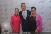 Pink Ribbon by Estee Lauder - Residenz der US-Botschaft - Mi 10.09.2014 - Alexa WESNER, Siegfried MAURER, Sabine OBERMOSER162