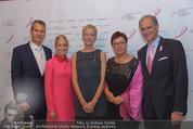 Pink Ribbon by Estee Lauder - Residenz der US-Botschaft - Mi 10.09.2014 - Alexa WESNER, Siegfried MAURER, Sabine OBERMOSER165