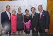 Pink Ribbon by Estee Lauder - Residenz der US-Botschaft - Mi 10.09.2014 - Alexa WESNER, Siegfried MAURER, Sabine OBERMOSER166