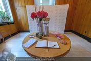 Pink Ribbon by Estee Lauder - Residenz der US-Botschaft - Mi 10.09.2014 - 17