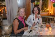 Pink Ribbon by Estee Lauder - Residenz der US-Botschaft - Mi 10.09.2014 - Agnes HUSSLEIN, Eva GLAWISCHNIG177