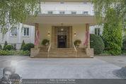 Pink Ribbon by Estee Lauder - Residenz der US-Botschaft - Mi 10.09.2014 - 2