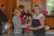 Pink Ribbon by Estee Lauder - Residenz der US-Botschaft - Mi 10.09.2014 - 43