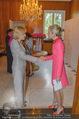 Pink Ribbon by Estee Lauder - Residenz der US-Botschaft - Mi 10.09.2014 - Ricarda REINISCH, Alexa WESNER44