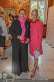 Pink Ribbon by Estee Lauder - Residenz der US-Botschaft - Mi 10.09.2014 - Doris KIEFHABER, Alexa WESNER48